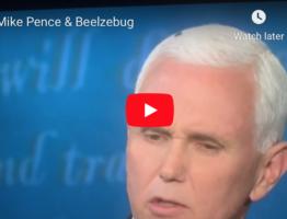 Mike Pence & Beelzebug